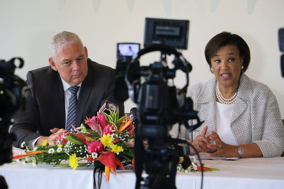 Photo of Commonwealth SG visits Caribbean as hurricane countdown approaches