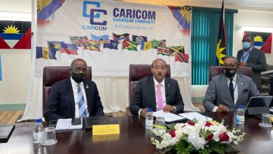 Photo of Remarks by the Chairman, Prime Minister Hon. Gaston Browne, to the 42nd Regular Meeting of CARICOM Heads of Government