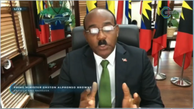 """Photo of Statement by Prime Minister Gaston Browne of Antigua and Barbuda At """"Summit of 40 Leaders"""" on Climate Change Organized by the President of the United States of America Joseph Biden April 22nd to 23rd 2021"""