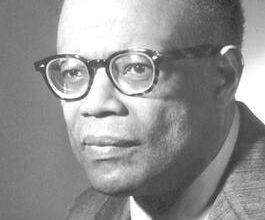 Photo of Sir Arthur Lewis