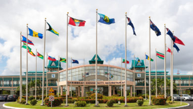 Photo of CARICOM Secretariat Headquarters going solar