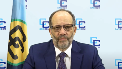 Photo of End of Year Message from the Secretary-General of the Caribbean Community (CARICOM) Ambassador Irwin LaRocque