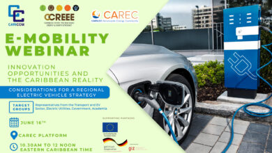Photo of INNOVATION, OPPORTUNITIES AND THE CARIBBEAN REALITY – CONSIDERATIONS FOR A REGIONAL ELECTRIC VEHICLE STRATEGY