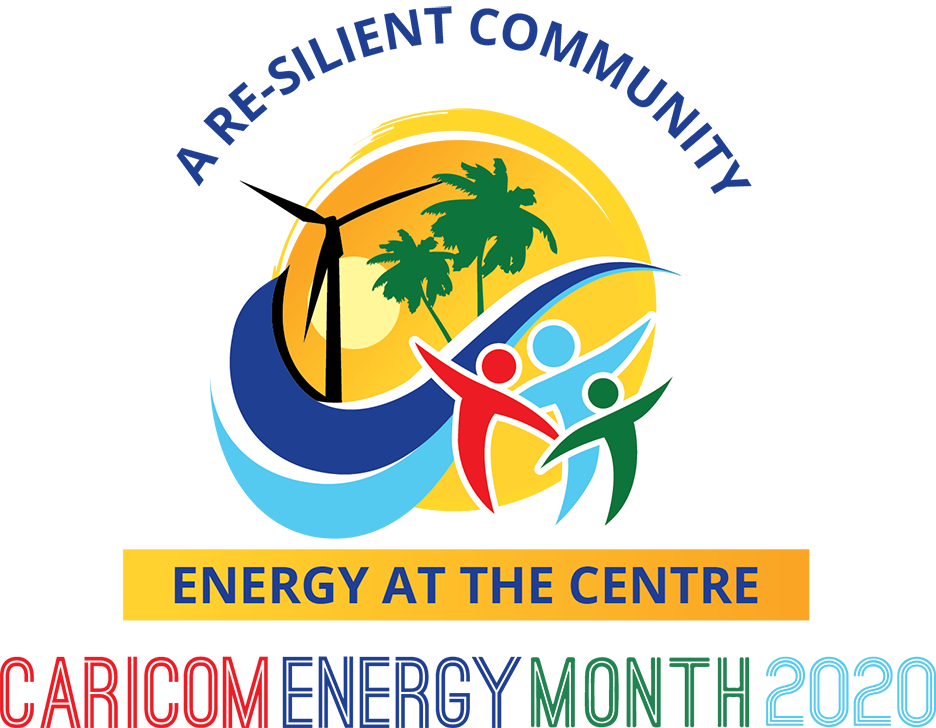 At CARICOM Energy Month Launch - CARICOM