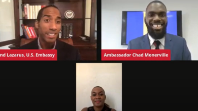 Photo of U.S. Embassy, CARICOM Youth Ambassadors Reach Thousands with Virtual Professional Development Workshop