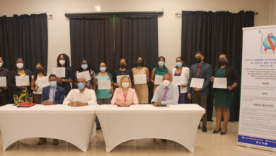 Photo of REGION'S PUBLIC HEALTH BOOSTED BY PANCAP CAPACITY-BUILDING INITIATIVE
