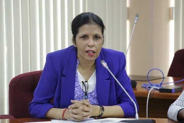 CARICOM Deputy Secretary-General, Ambassador Manorma Soeknandan, Ph.D