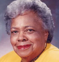 Photo of Dame Ruth Nita Barrow