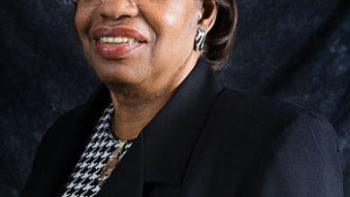 Photo of Hon. Madam Justice Desiree Bernard