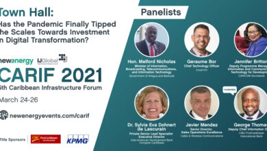 Photo of 5th Caribbean Infrastructure Forum CARIF 2021