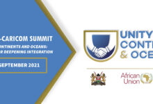 Photo of First CARICOM-Africa Summit to be held 7 September