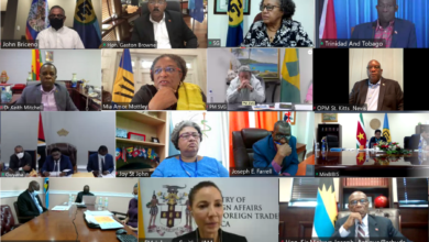 Photo of Communique issued at the conclusion of the sixteenth Special Emergency Meeting of the Conference of Heads of Government of the Caribbean Community, via videoconference, 13 September 2021