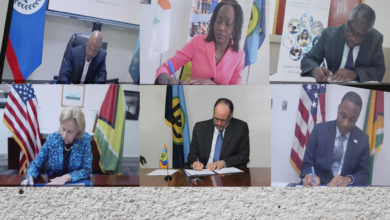 Photo of Region needs to strengthen its resolve to advance a green resilient recovery post-COVID-19: CARICOM SG to USAID Climate Change Symposium