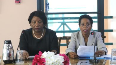 Photo of Arrival Statement – CARICOM Election Observation Mission to Guyana's Elections