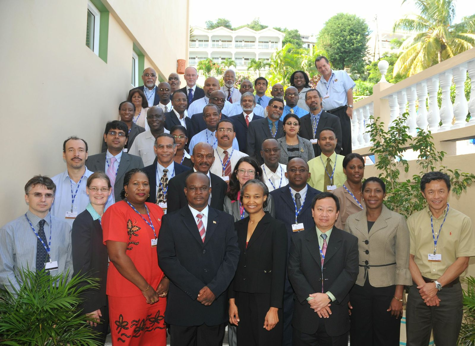 The HIPCAR Launching meeting took place on December 15-16, 2008 in Grenada