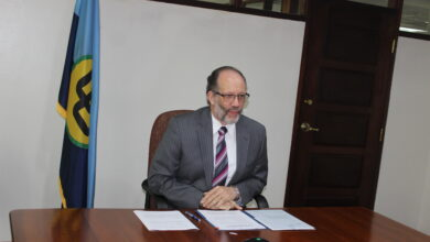 Photo of SG's Remarks – Accreditation of Ambassador of The Netherlands