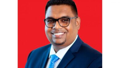 Photo of Guyana gets new President