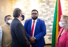 Photo of CARICOM Secretary-General congratulates Guyana's new President
