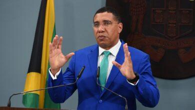 Photo of Prime Minister Holness gets General Elections landslide