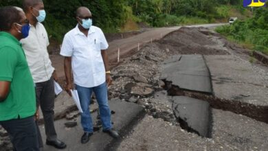 Photo of Jamaica: Preliminary Estimate of Damage Caused by Heavy Rains Set at $2 Billion