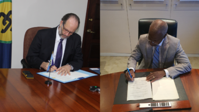 Photo of CARICOM Private Sector Organisation and Caribbean Community sign MOU to support Regional Growth and Development