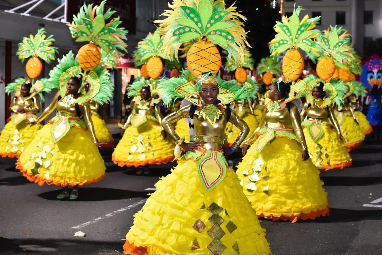 Junkanoo Festival in The Bahamas (File Photo via Bahamas Information Services)