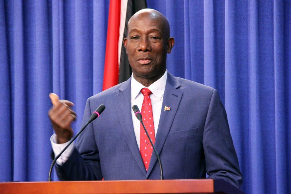 CARICOM SG congratulates Trinidad and Tobago's re-elected Prime Minister  Dr. Keith Rowley - CARICOM