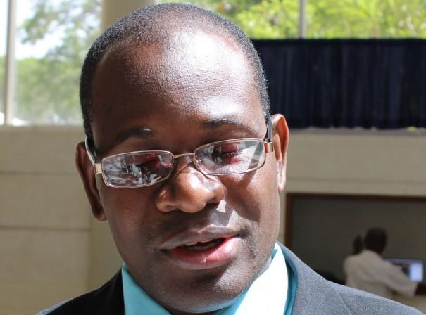 Senior Technical Coordinator at the CARICOM Secretariat CSME Unit, Mr. Philip McClauren