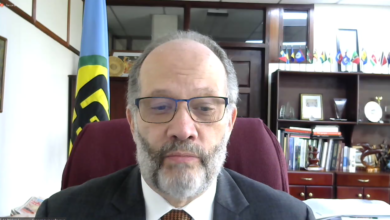 Photo of Secretary-General's Remarks – Thirty-Second Inter-Sessional Meeting of CARICOM Heads of Government