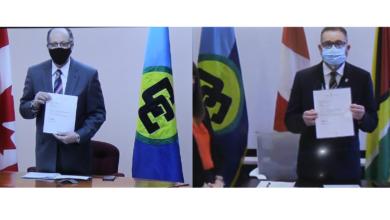 Photo of New Canadian Ambassador to CARICOM accredited, strengthening bonds of friendship
