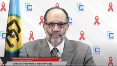 Photo of World AIDS Day Message 2020 – CARICOM SG