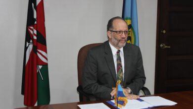 Photo of Secretary-General's Remarks at Accreditation of Kenya's Ambassador to CARICOM