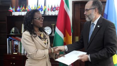 Photo of Suriname reaffirms commitment to CARICOM
