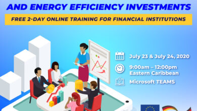 Photo of TAPSEC Hosts Free Virtual Training for Financial Institutions in Evaluating Renewable Energy, Energy Efficiency Investments
