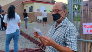 Photo of Election Day in Trinidad and Tobago