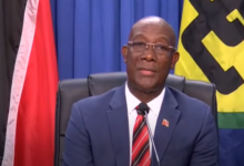 Photo of Statement  on Volcano Activity in St Vincent and the Grenadines by Chair of the Caribbean Community (CARICOM)  Dr the Honourable Keith Rowley Prime Minister of Trinidad and Tobago
