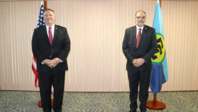 Photo of CARICOM SG meets US Secretary of State