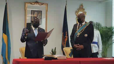 Photo of CARICOM Secretary-General congratulates the newly elected Prime Minister of The Bahamas