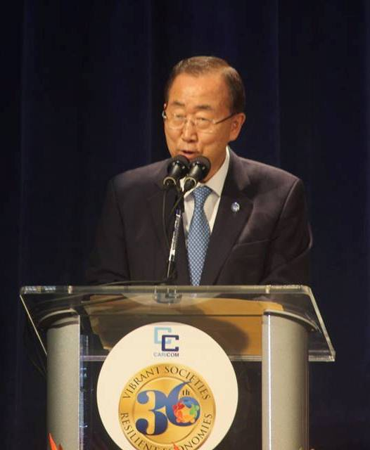 Photo of Continue to be voices of the vulnerable – UN SG tells CARICOM