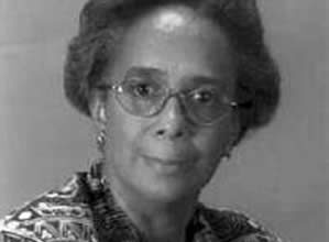 Photo of Professor Barbara Evelyn Bailey