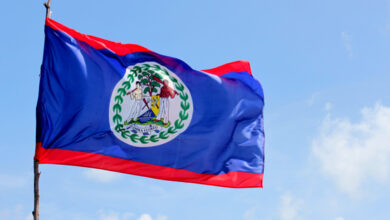 Photo of Belizeans vote today in General Elections