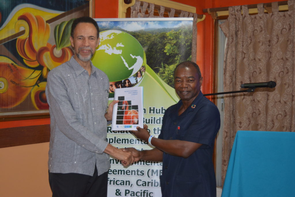 Photo of CARICOM Secretariat releases biodiversity management 'report card'