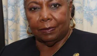 Photo of The Rt. Hon. Dame Janet Gwennett Bostwick