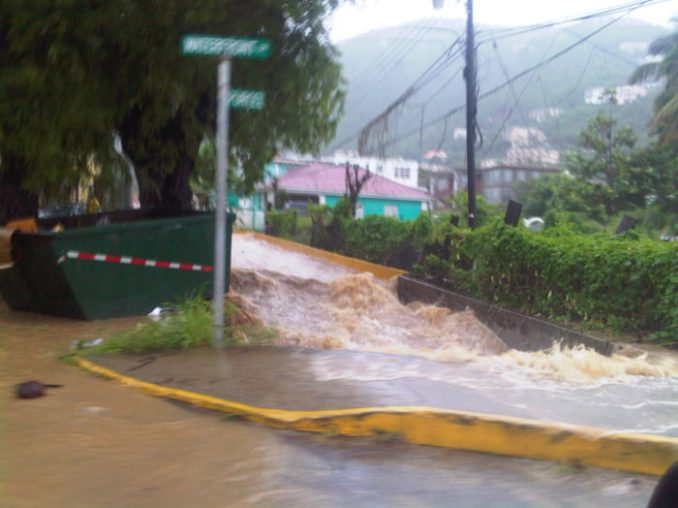 Photo of British Virgin Islands cleans up after flash flood