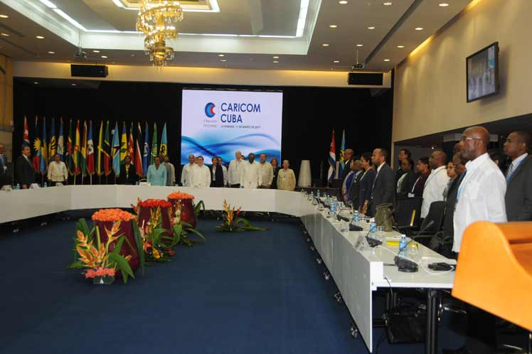 Photo of CARICOM, Cuba Foreign Ministers meet in Havana