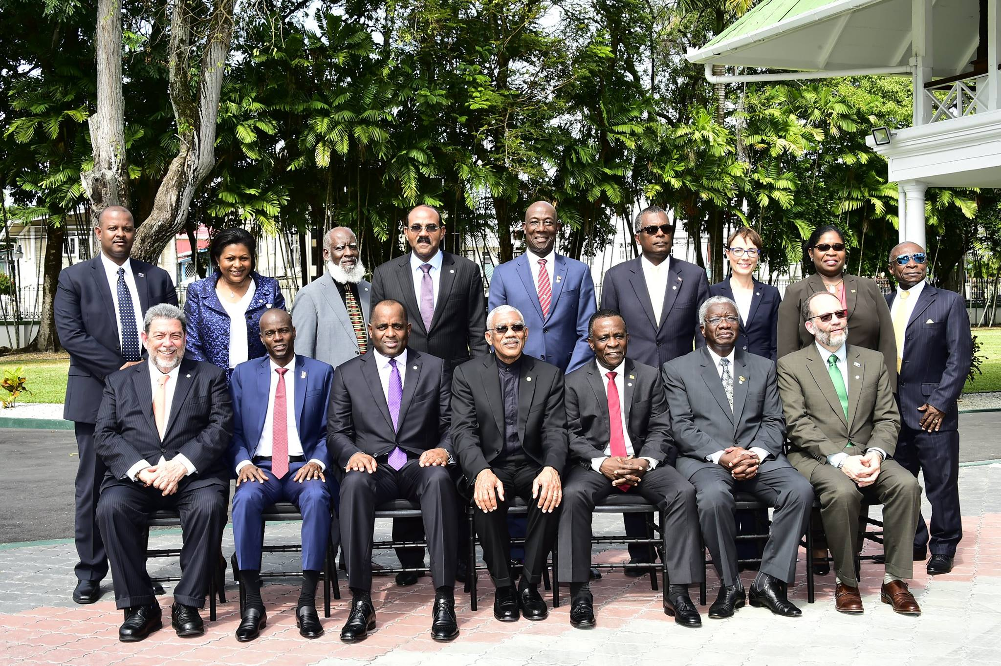 Photo of COMMUNIQUE – 28th Inter-Sessional Meeting of CARICOM Heads of Government