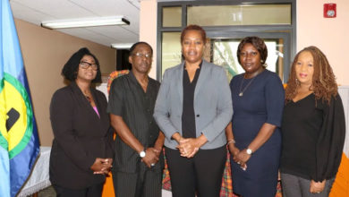 Photo of CARICOM High Level Team arrives in Guyana to supervise Elections Recount