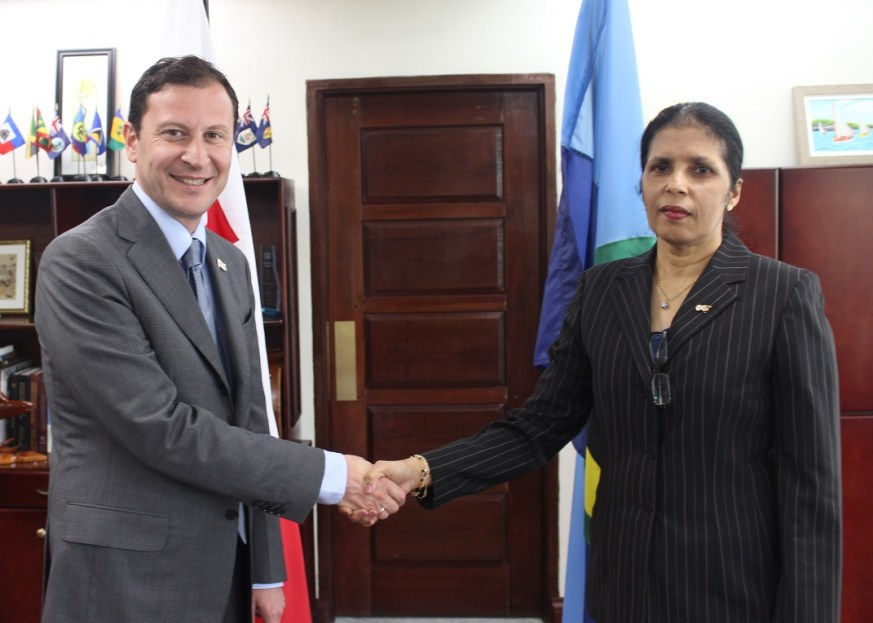 Photo of CARICOM and Georgia look to strengthen ties – new Georgian Ambassador accredited