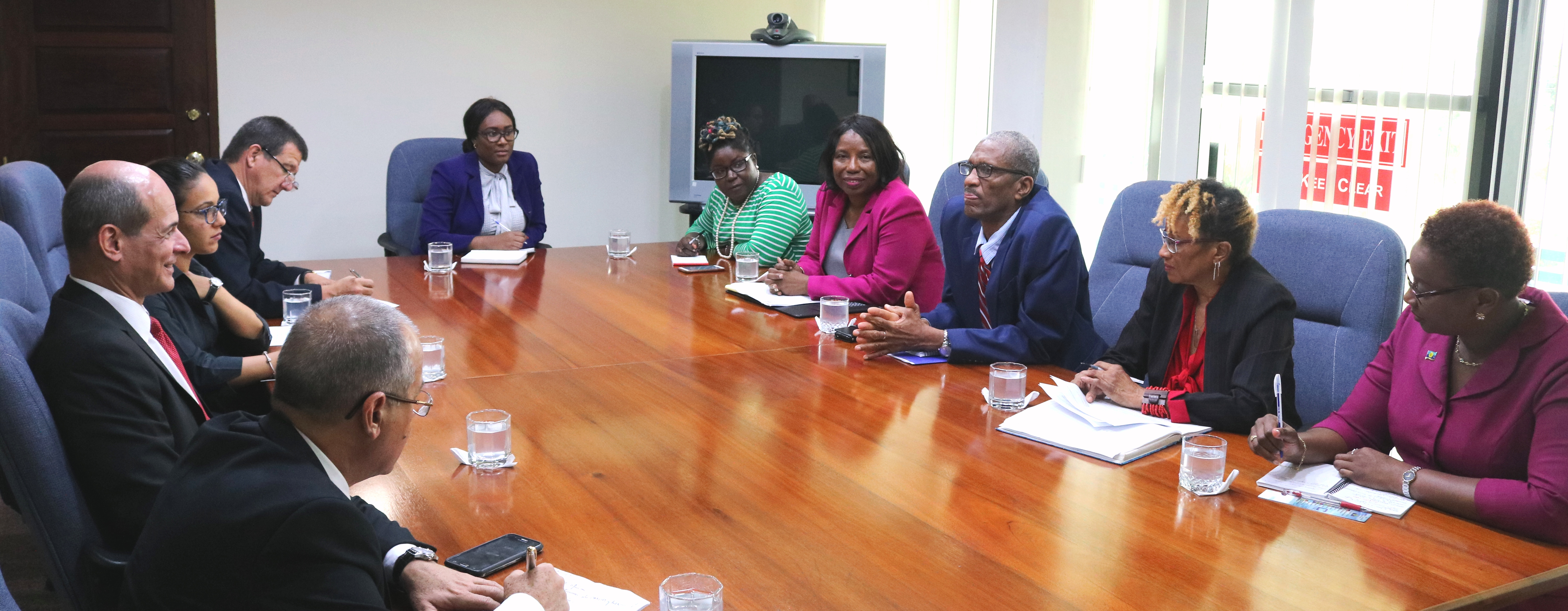 Photo of Disabilities Project, Trade, key areas of cooperation between CARICOM, Cuba