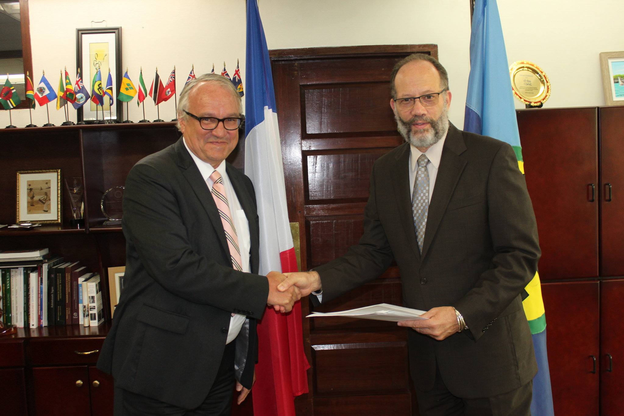 Photo of CARICOM voices strong objection to new EU blacklist
